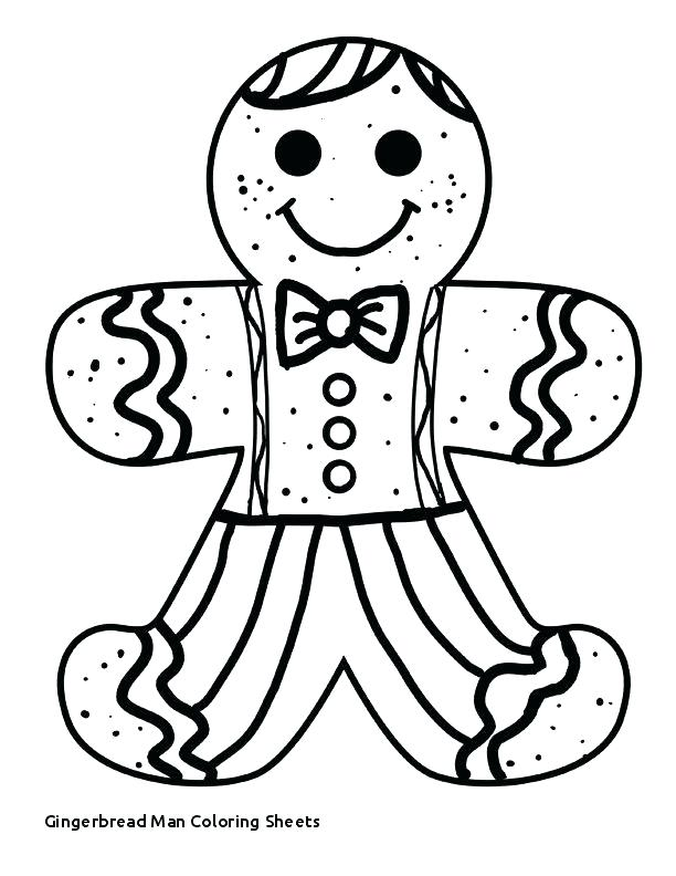 612x792 Gingerbread House Coloring Games