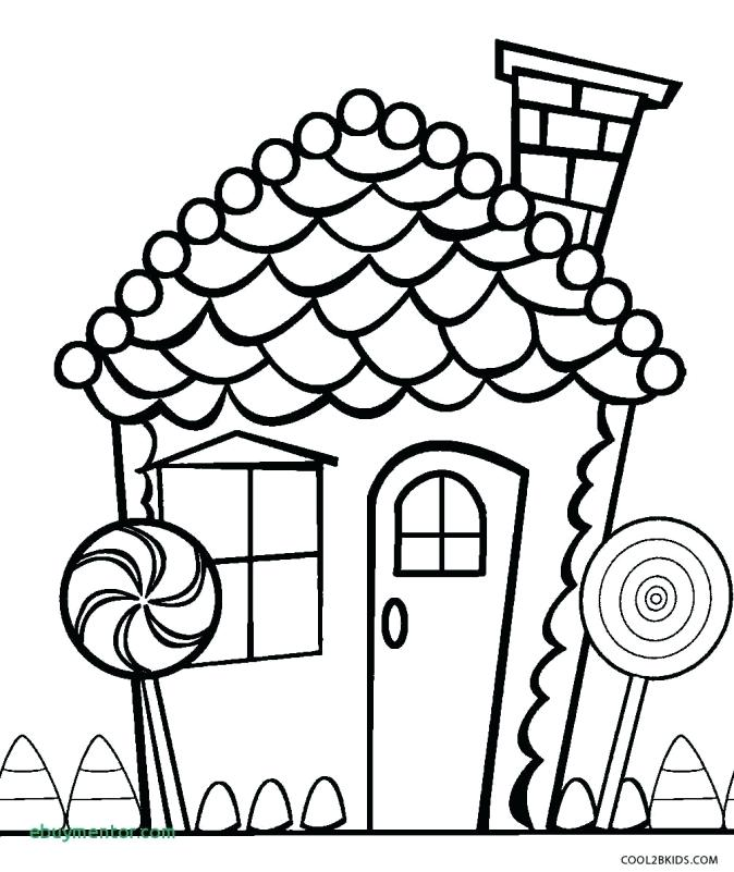 674x801 Coloring House Easy Coloring Pages For Kids House Coloring House