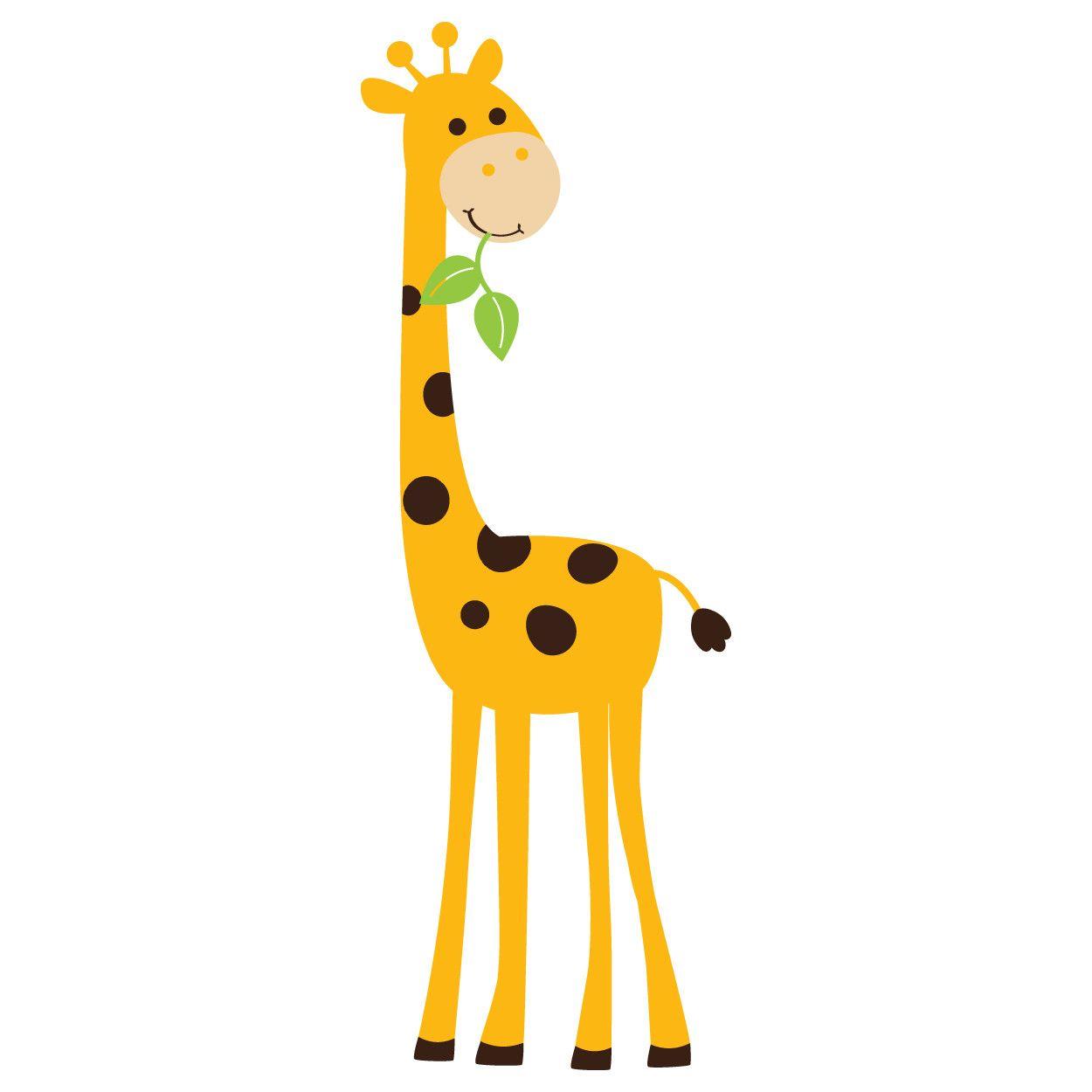 1250x1250 giraffe wall sticker giraffes! giraffe illustration, giraffe