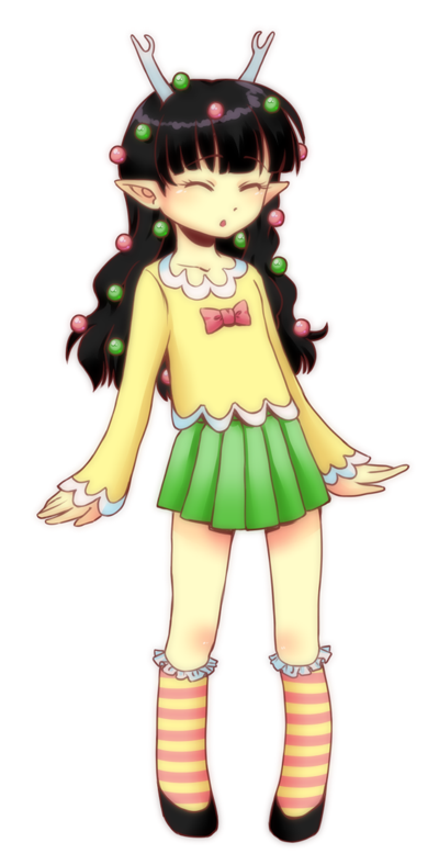 400x788 Drawing Elves Elf Girl Transparent Png Clipart Free Download