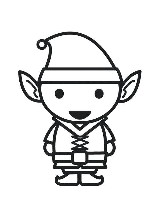 531x750 Drawings Of Elfs Elf Drawing Draw Elfster Zupa