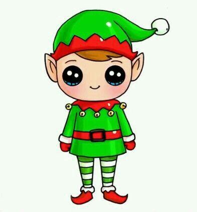 Girl Elf Drawing