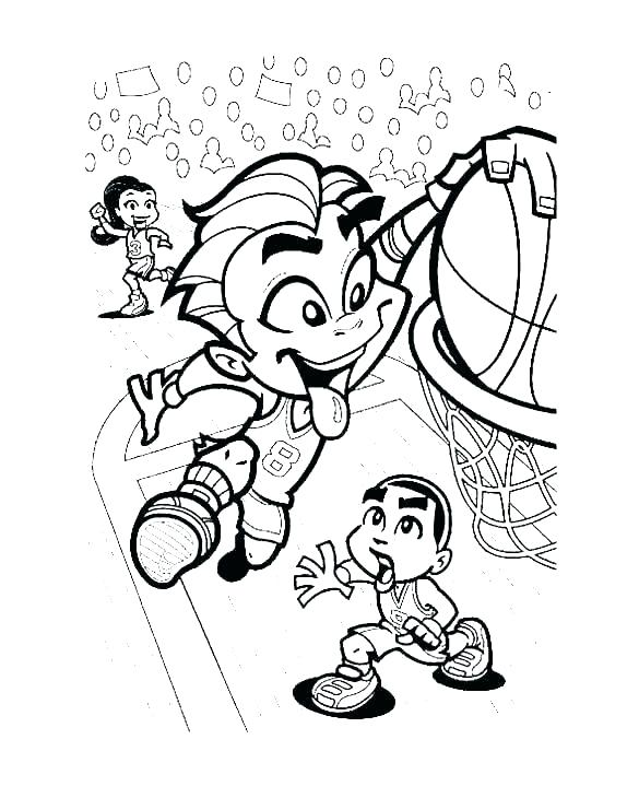 585x730 Free Girl Elf Coloring Pages