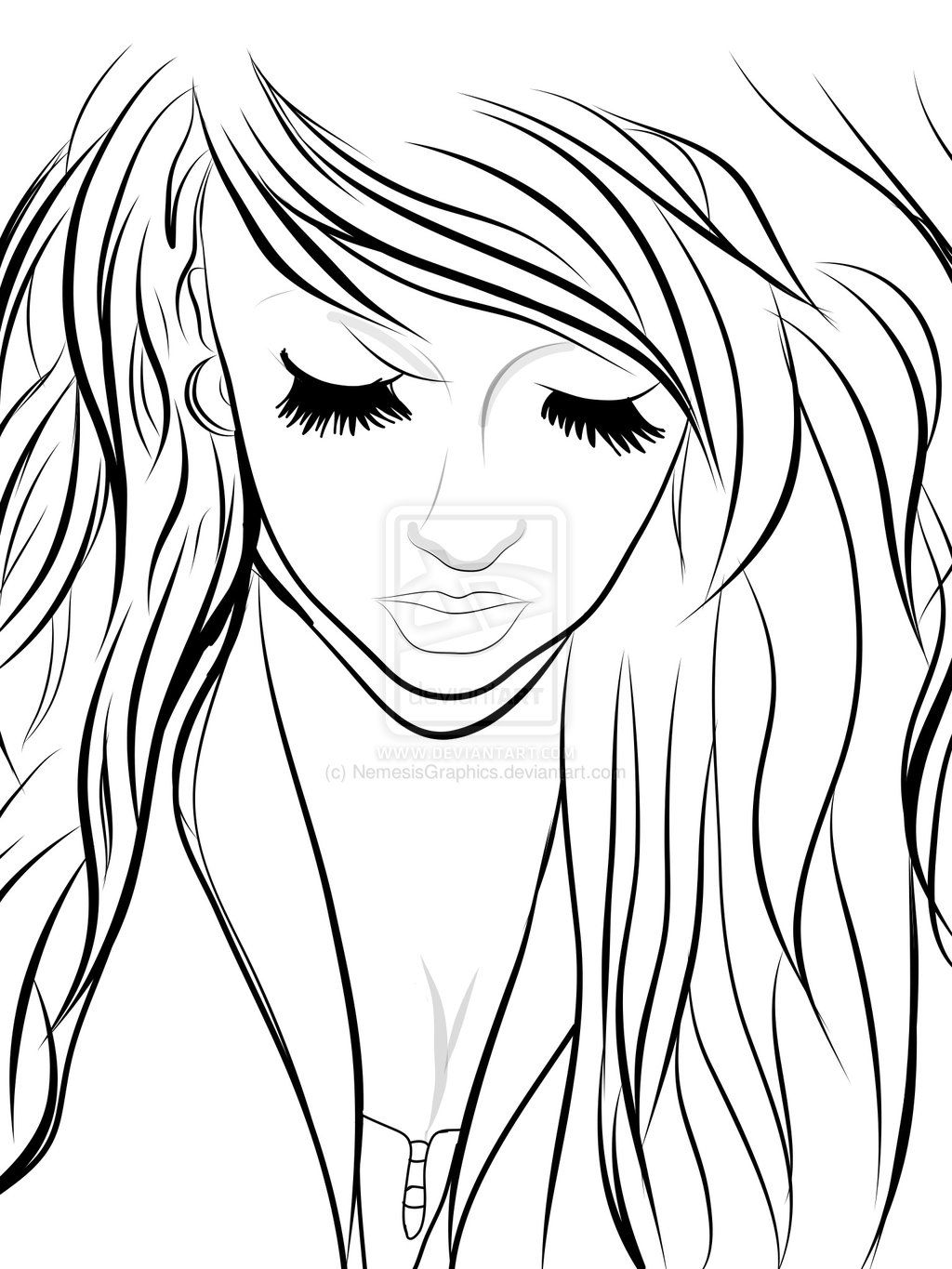 1024x1365 Looking Down Face Pic Hipster Drawings, Pencil Drawings, Easy