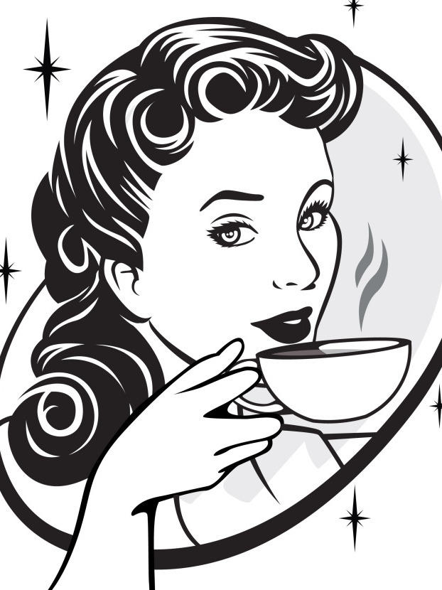 622x830 Caffeinated Women May Be Fighting Depression With Every Cup Wbaa