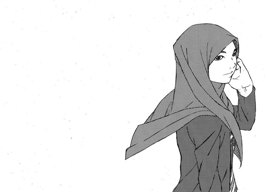 Girl Sad Drawing