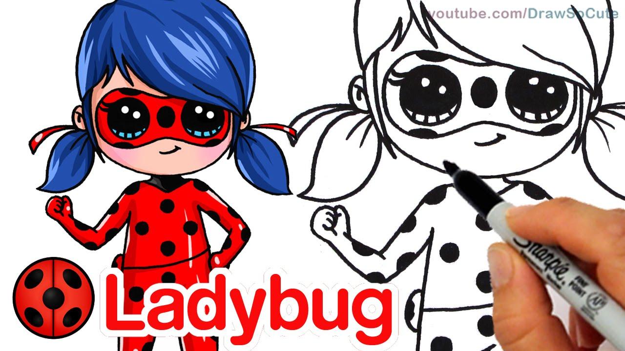 1280x720 Cute Superhero Girl Drawing Kids Youtube