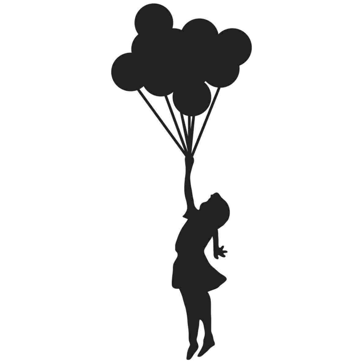 1185x1185 Art Rhcom D S Balloons Car D Animal Holding An Umbrella