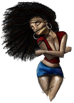236x328 Best Art Curly Hair Illustration Images Zeichnungen, Bilder