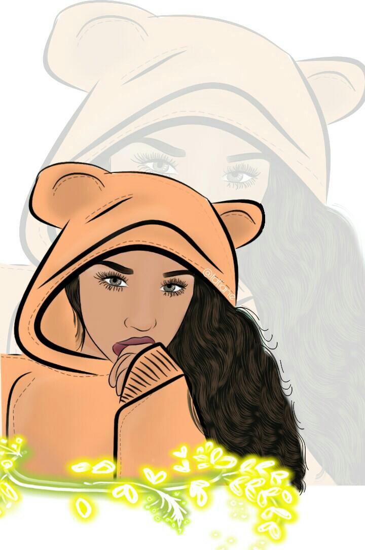 720x1084 Freetoedit Girl Tumblr Tumblrgirl Cute Curlyhair Orange