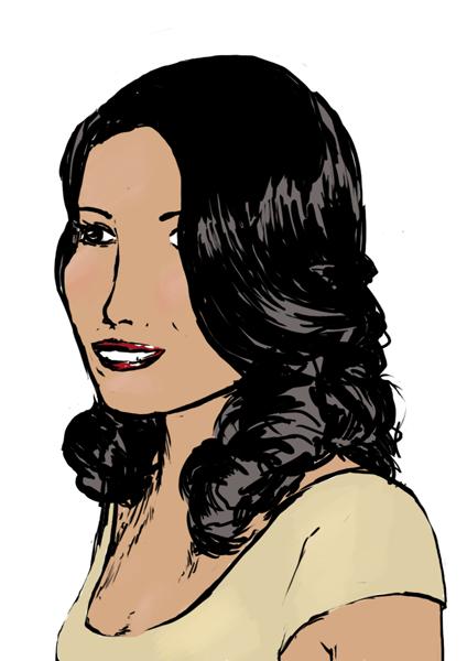 424x600 Timothy Merks Art Blog Drawing Girls
