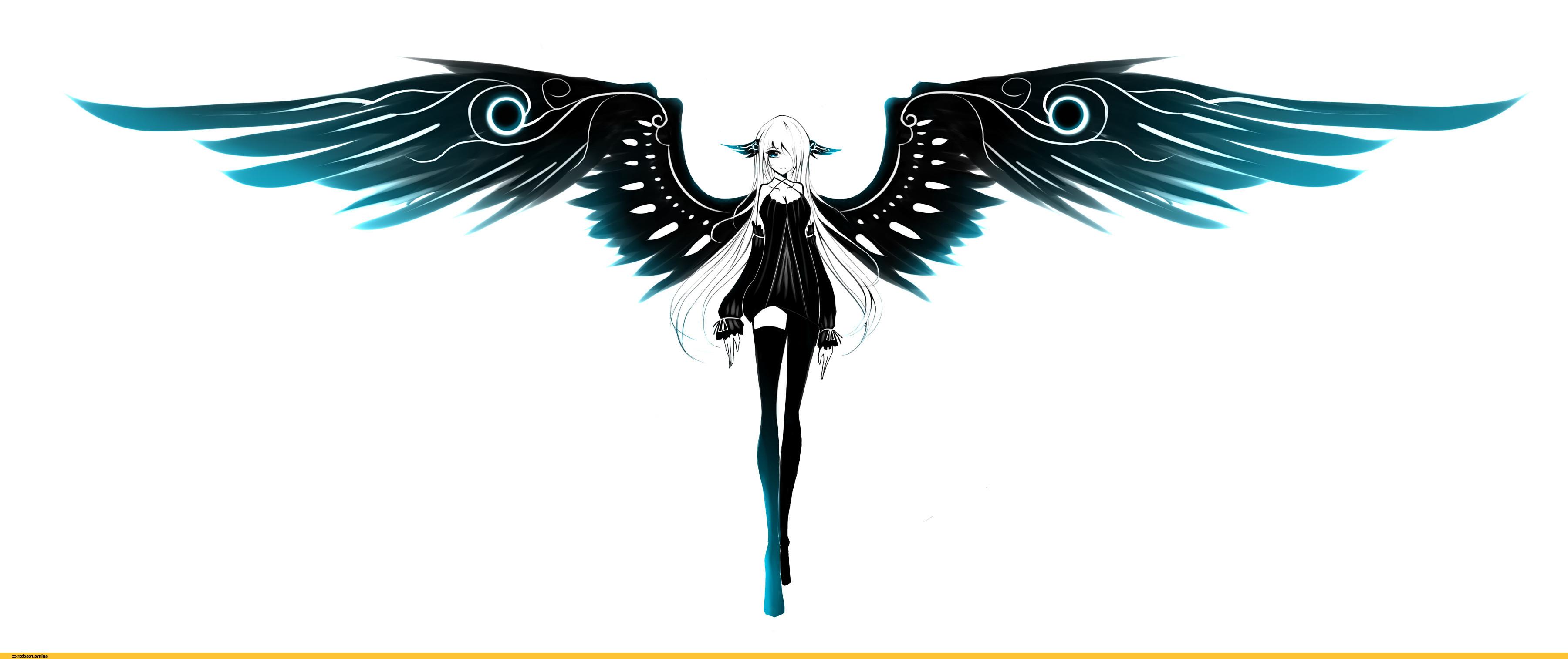 3600x1514 Angel Wings Wallpapers On Wallpaperplay