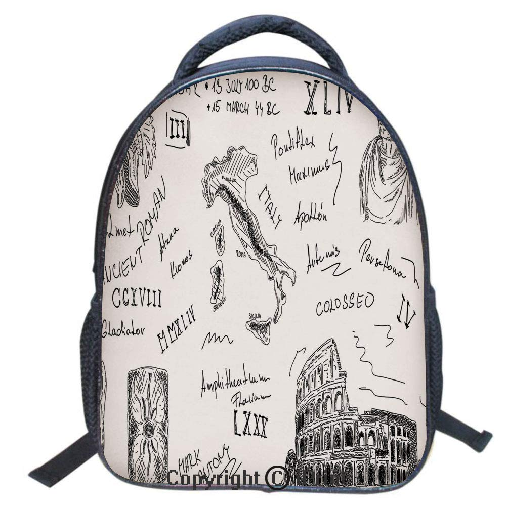 1000x1000 print backpack,suitable for kids,school backpack