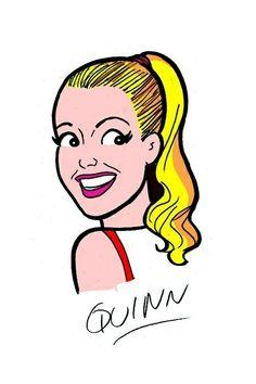 Glee Drawings
