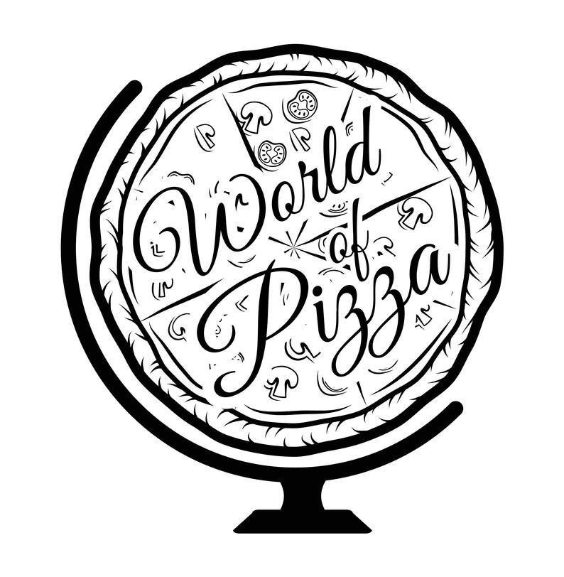 794x812 pizza globe world of pizza pizza logo italian etsy