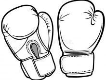 220x165 drawing on boxing gloves how to draw a boxing glove youtube