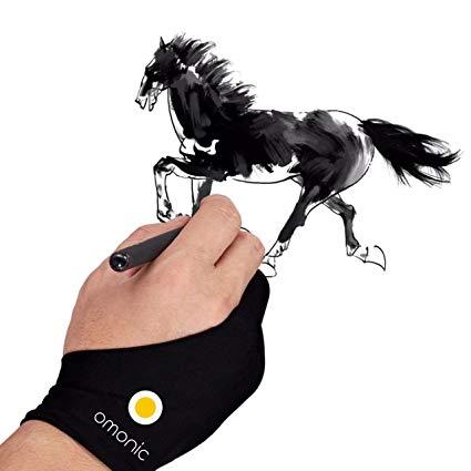 425x425 pack omonic artist glove two finger glove for light