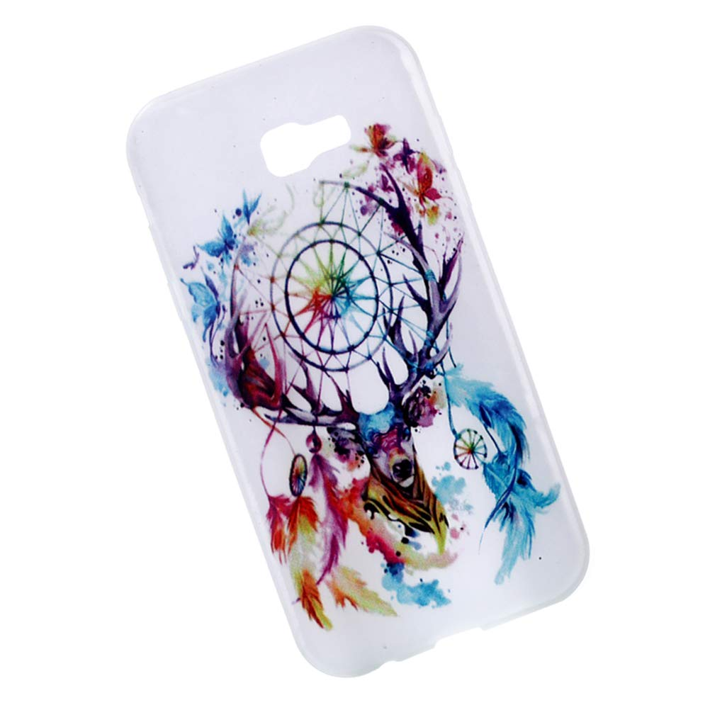 1002x1002 Drawing Phone Cover Shockproof Soft Tpu Glow