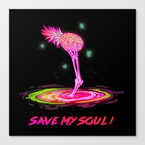550x550 Save My Soul Neon Tropical Pineapple Skeleton Illustration Tumblr