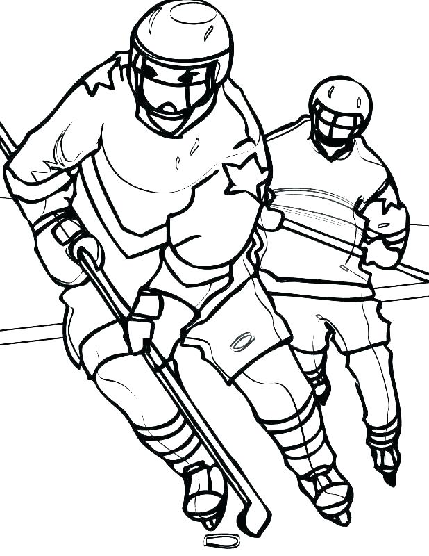 618x800 hockey coloring pages coloring pages hockey kid hockey coloring