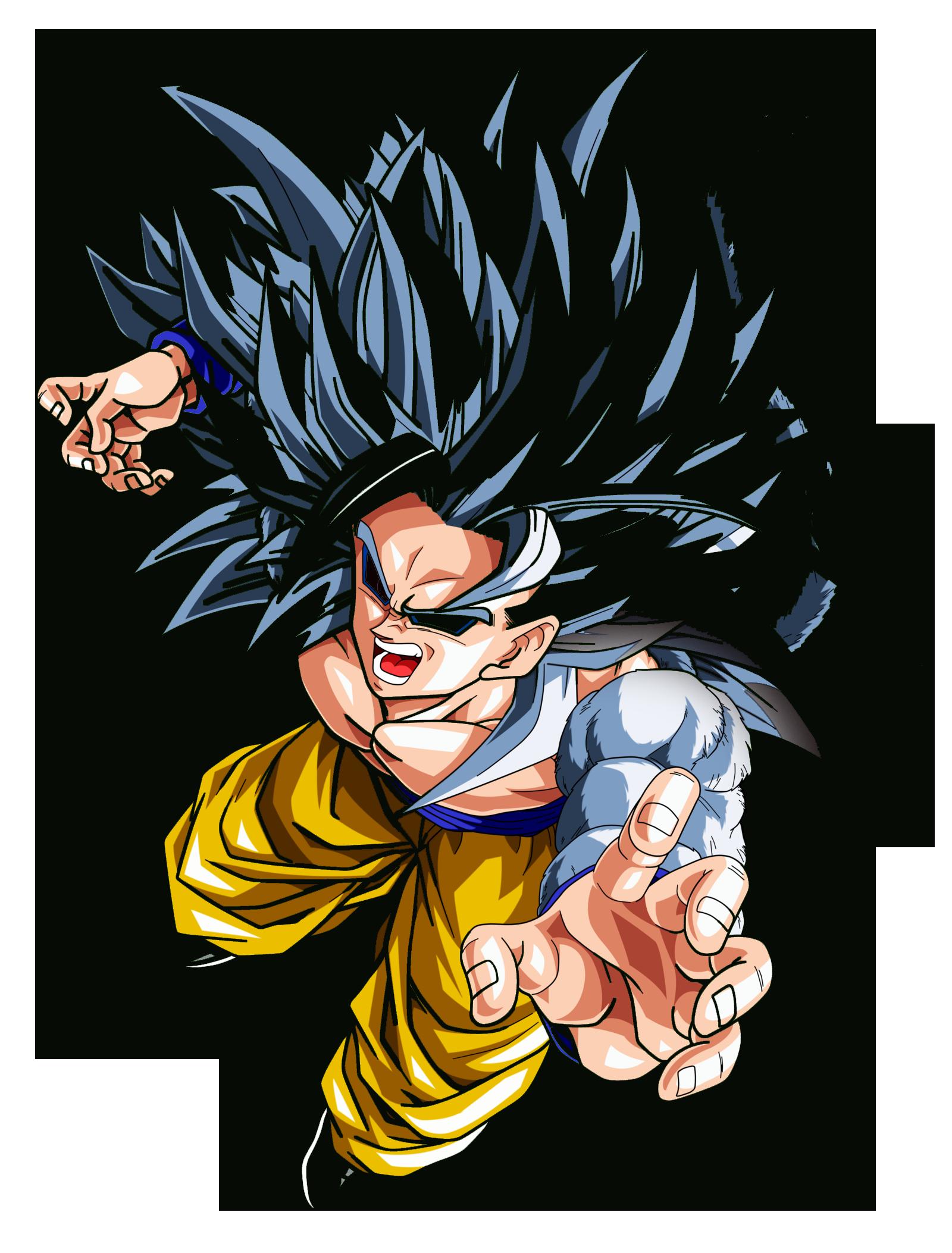 Goku Drawing Super Saiyan 5 Free Download On Clipartmag