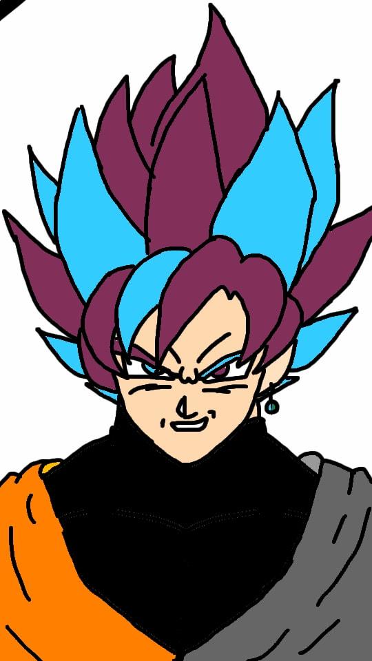 540x960 Goku Black