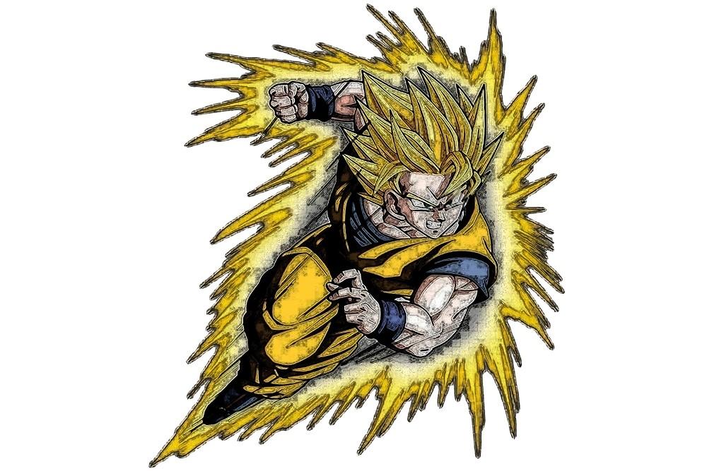 1000x667 Goku Super Sayan