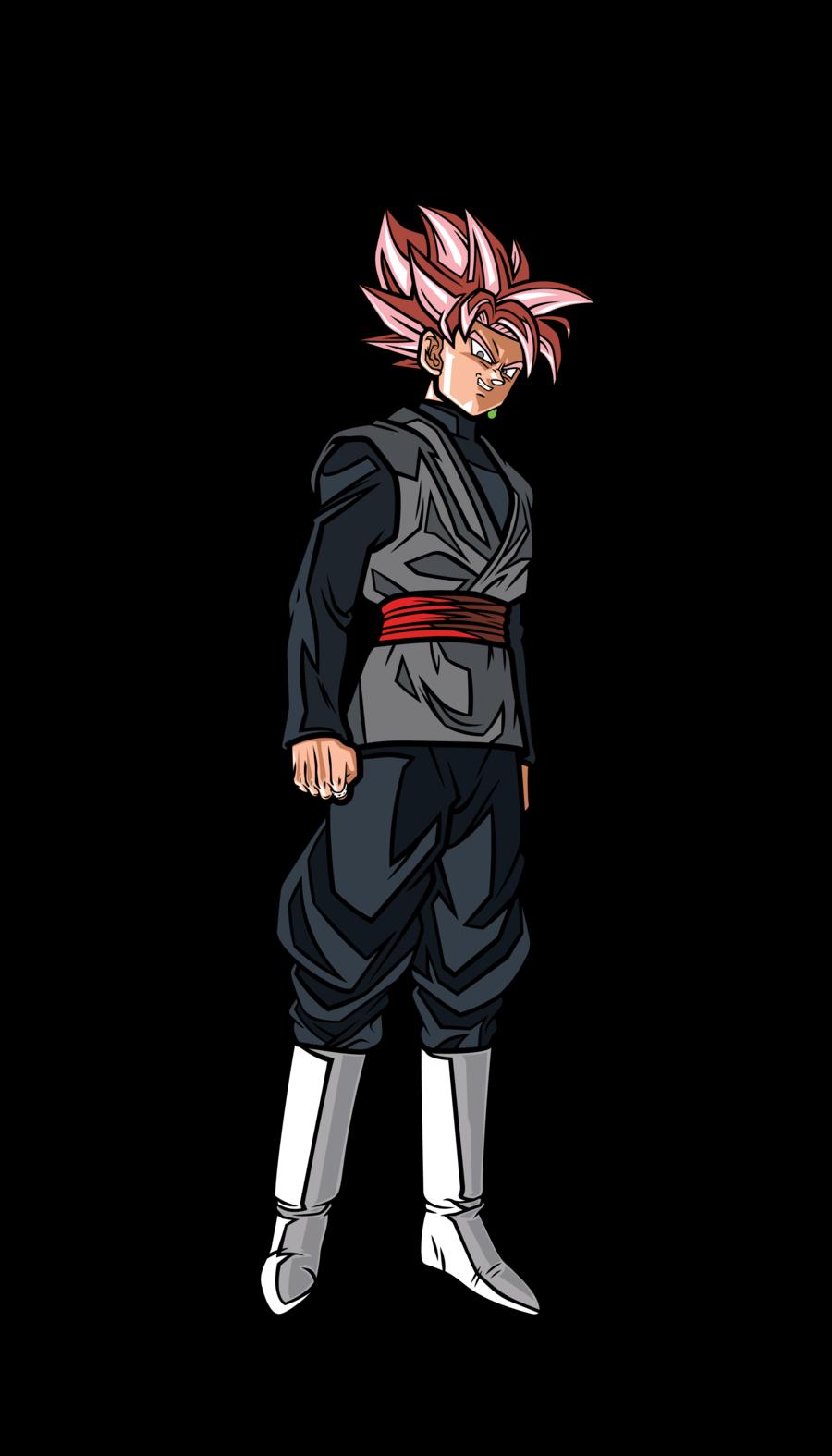 900x1575 Figpin Dragon Ball Super Goku Black