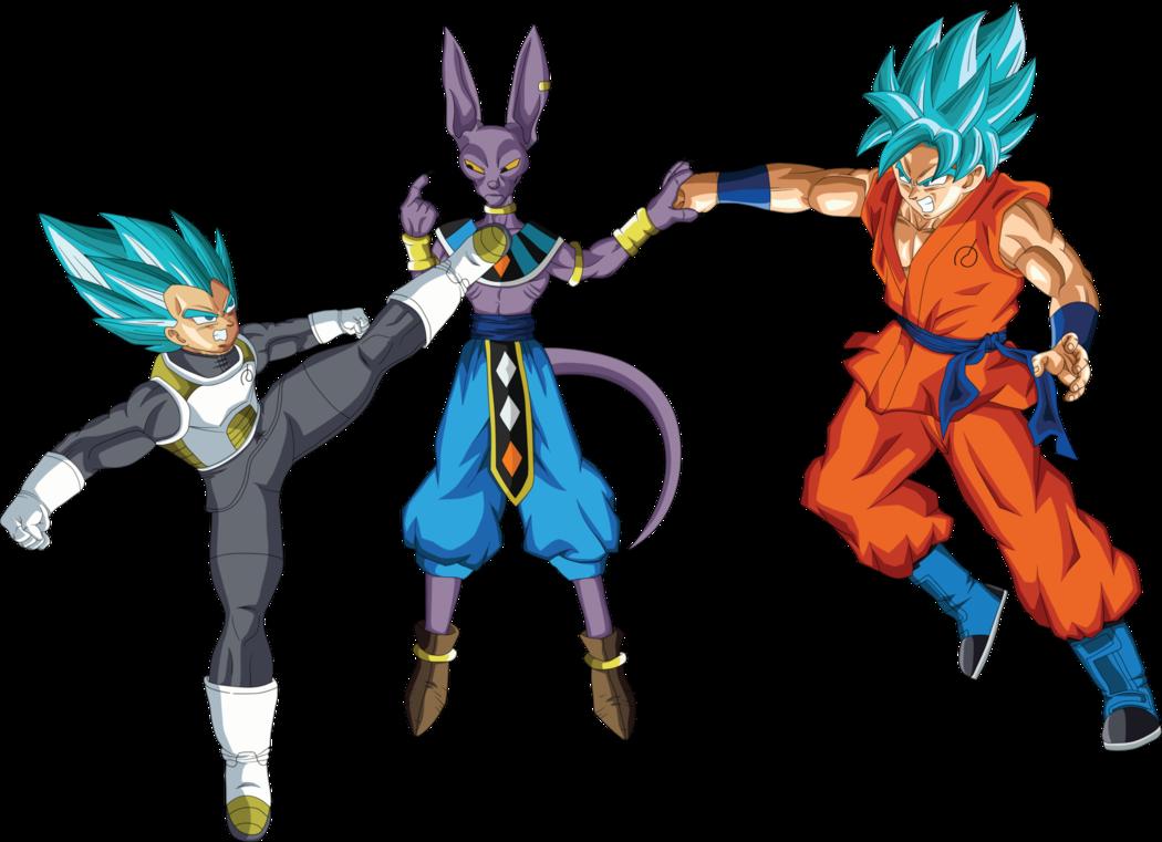 Goku Ssj Drawing