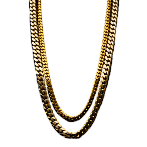 500x500 Collection Of Free Chains Vector Gold Chain Download On Ui Ex