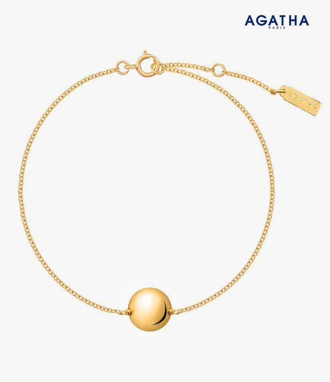 1080x1248 Sterling Gold Chain Bracelet