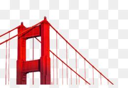 260x180 Red Bridge Clipart