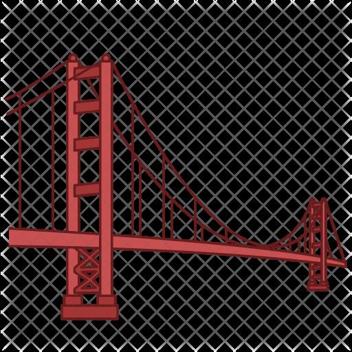 512x512 Golden Gate Transparent Png Clipart Free Download