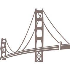 236x236 Best Golden Gate Bridge Painting Images Bridges, Golden Gate