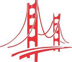 242x208 Golden Gate Bridge Tattoo