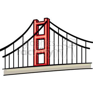 300x300 Golden Gate Bridge Clipart Royalty Free Clipart