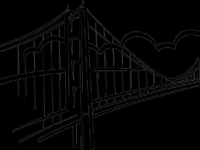 640x480 Golden Gate Clipart Clip Art