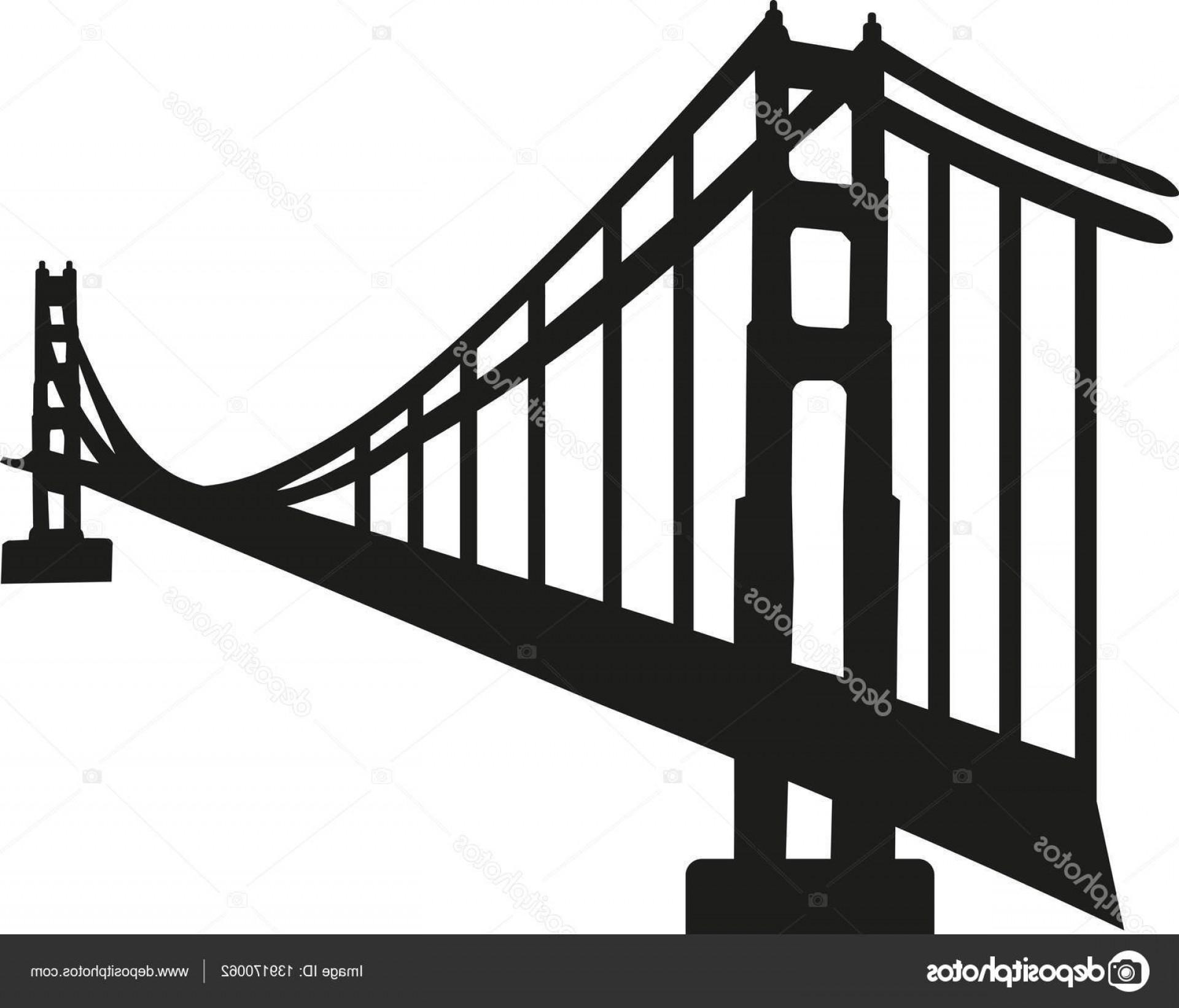 1920x1641 Huge Collection Of 'golden Gate Bridge Silhouette Vector