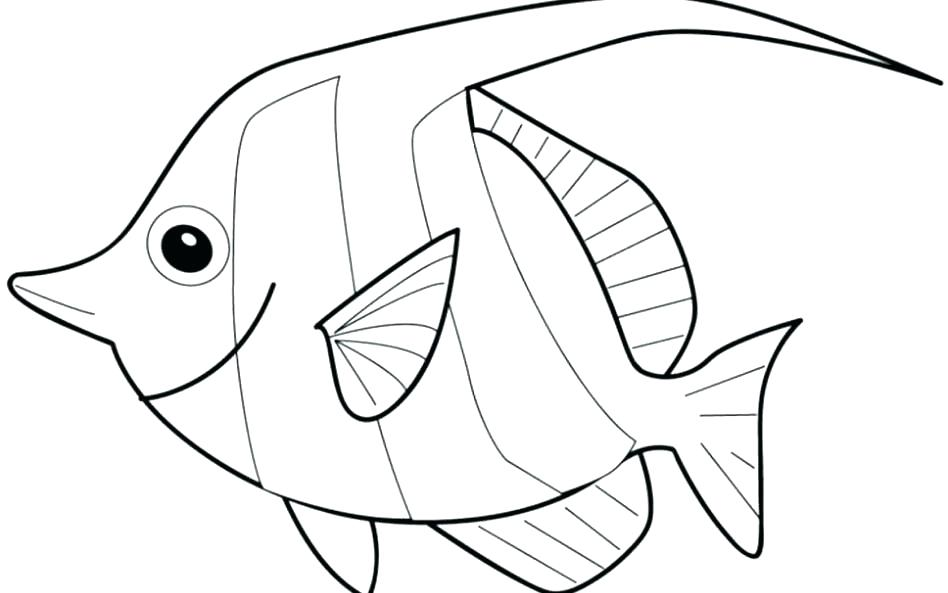 948x593 goldfish coloring pages goldfish coloring pages goldfish in a bowl