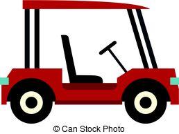 258x194 golf cart clip art golf cart cartoon drawing