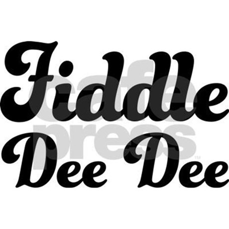 460x460 Fiddle Dee Dee Gone With The Wind Baseball Cap