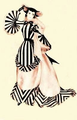 258x400 Day Fashion Inspiration Gone With The Wind Days