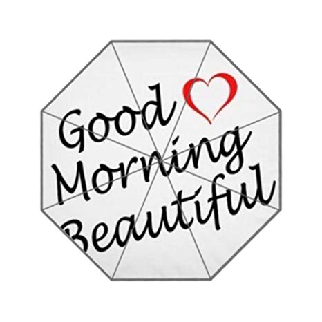 466x466 Bernie Gresham Good Morning Beautiful White Custom