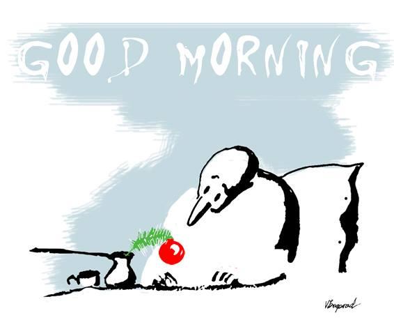 566x472 Victor Bogorad Good Morning