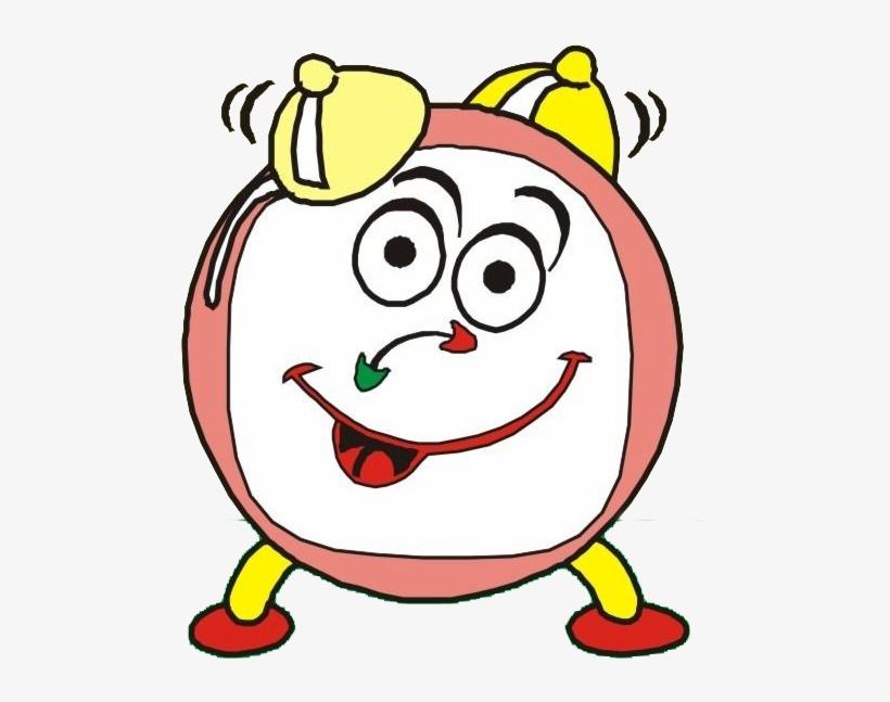 820x647 Cartoon Alarm Clock Hello Free Library