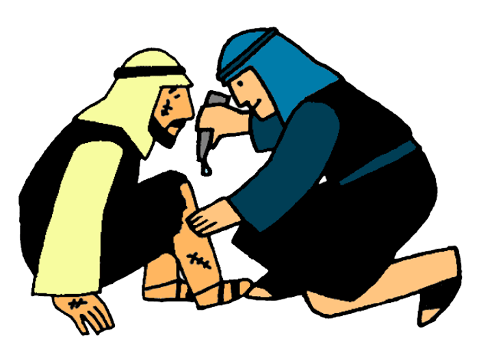 700x525 Parable Of A Good Samaritan Mission Bible Class