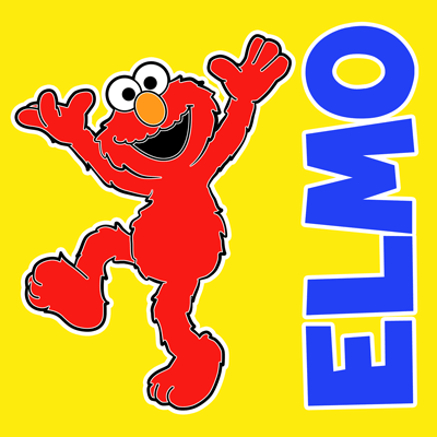 400x400 Drawing Elmo Archives