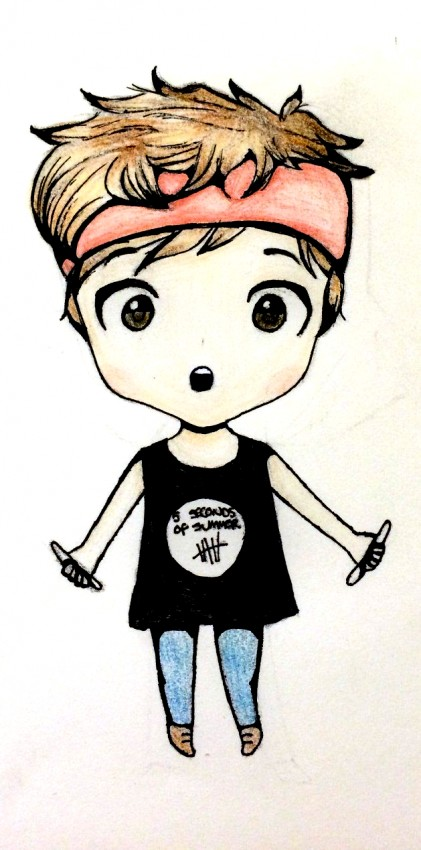 421x850 Sos Drawing Ideas Michael Clifford Google Zoeken Seconds