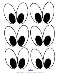 197x255 Image Result For Eyes Ears Mouth Nose Crafts Cartoon Eyes