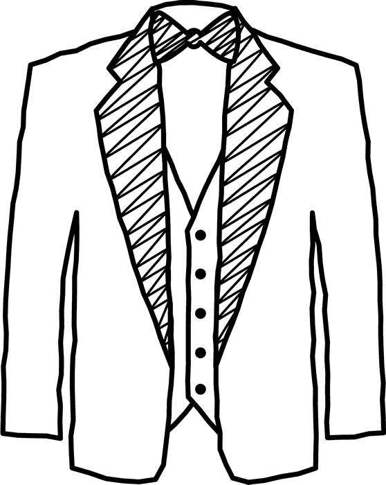 558x700 merchant drawing dressing gown transparent png clipart free